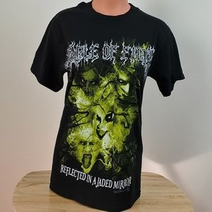 2003 Cradle of Filth Reflected in a Jaded Mirror